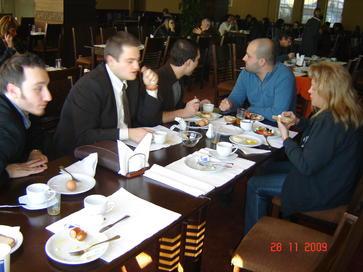 Трявна 2009 - Годишна сбирка на Плевенския клон на БДД 95