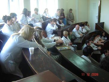 Предколедно парти в ККВБ Александровска 8