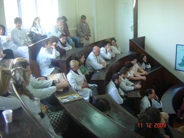 Предколедно парти в ККВБ Александровска 40