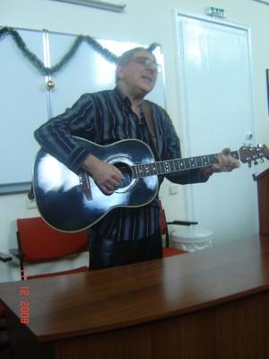Предколедно парти в ККВБ Александровска 22