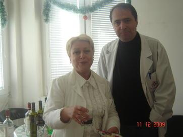 Предколедно парти в ККВБ Александровска 20