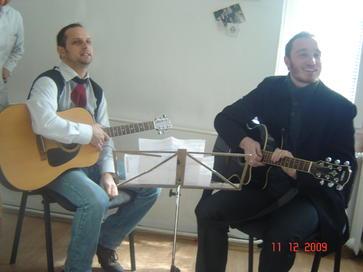 Предколедно парти в ККВБ Александровска 36