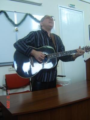 Предколедно парти в ККВБ Александровска 32