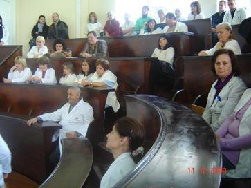Предколедно парти в ККВБ Александровска 11