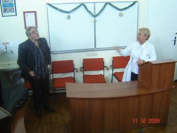 Предколедно парти в ККВБ Александровска 38