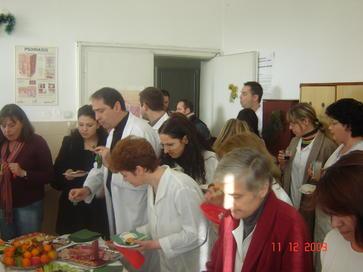 Предколедно парти в ККВБ Александровска 14